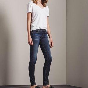 AG Adriano Goldschmeid Legging Skinny Jean Size 30